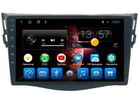Штатная мультимедийная система на OS Android 8.0.1 для Toyota Rav4 30