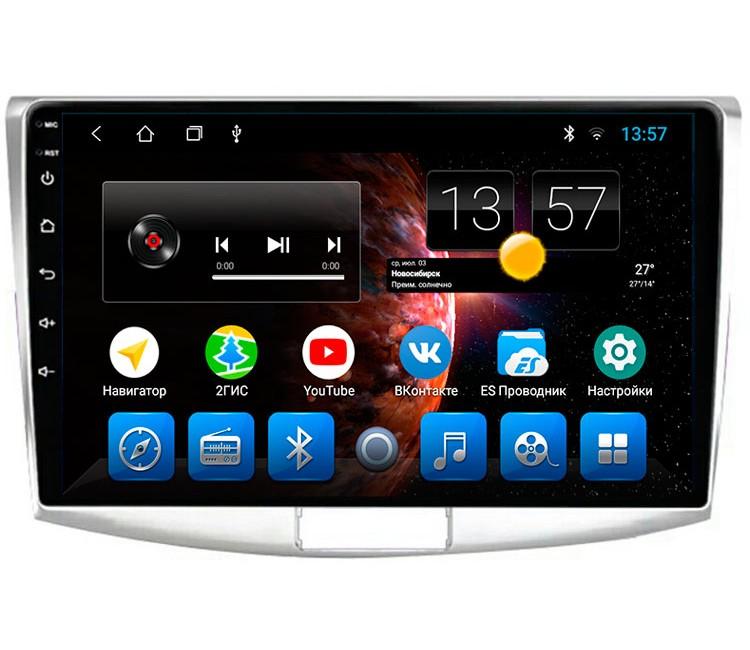 Штатная мультимедийная система на OS Android 8.0.1 для VW Passat B6, B7, Passat CC