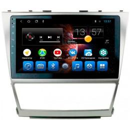 """Штатное головное устройство для Toyota Camry XV40 Экран 10,1"""""""