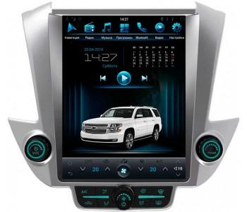 """Штатное головное устройство для Chevrolet Tahoe 2014-2020 Экран 12,1"""""""
