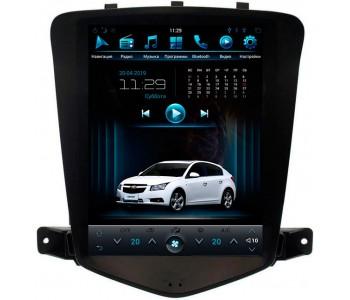 """Штатное головное устройство для Chevrolet Cruze 2008-2012 Экран 9,8"""""""