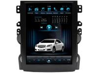 Штатное головное устройство в стиле Тесла на OS Android 8.0.1 для Chevrolet Malibu