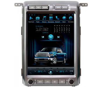 """Штатное головное устройство для Ford F150 2008-2014 Экран 13"""""""