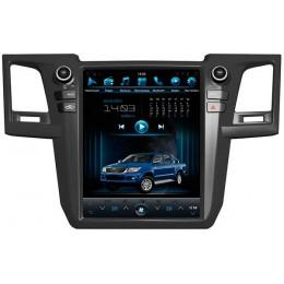 """Штатное головное устройство для Toyota Hilux VII Экран 12,1"""""""
