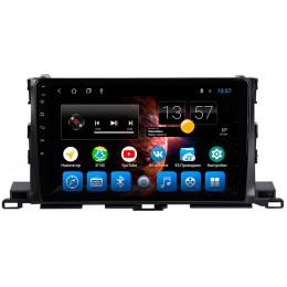 """Штатное головное устройство для Toyota Highlander XU50 2014-2020 Экран 10,1"""""""