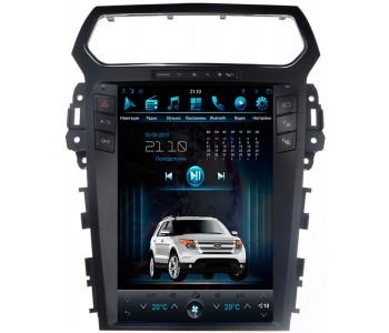 Штатное головное устройство для Ford Explorer 2010-2019