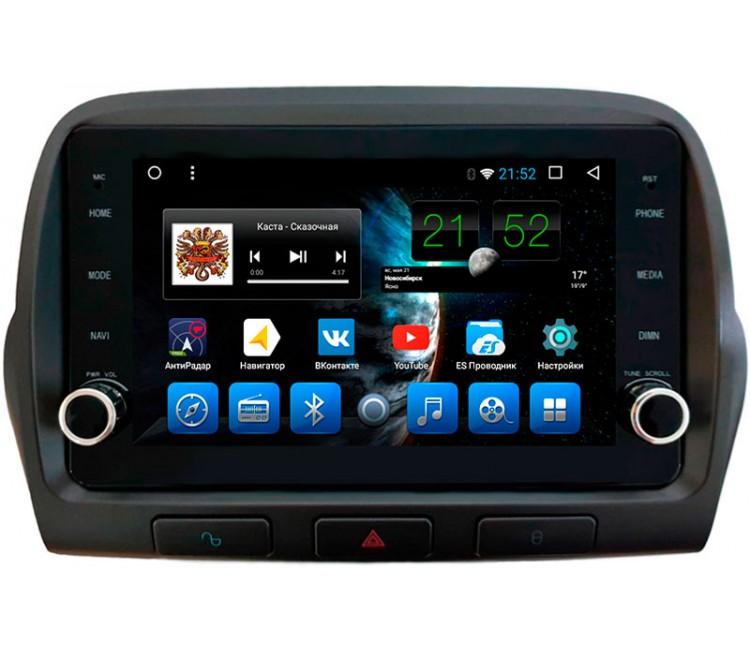 Штатная мультимедийная система для Chevrolet Camaro V на OS Android 8.0.1