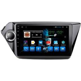 """Штатное головное устройство для Kia Rio 2011-2016 Экран 9"""""""