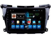 Штатное головное устройство для Nissan Murano Z52 на OS Android 8.0.1