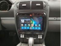 Штатное головное устройство для Porsche Cayenne I на OS Android 9.0.1