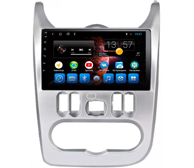 Штатная мультимедийная система для Renault Sandero, Logan на OS Android 8.0.1