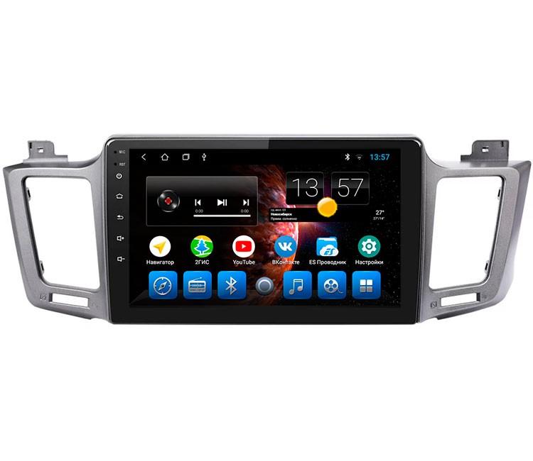 Штатное головное устройство на OS Android 10.1 для Toyota Rav4 CA40