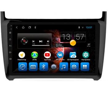 """Штатное головное устройство для VW Polo 2009-2019 Экран 9"""""""
