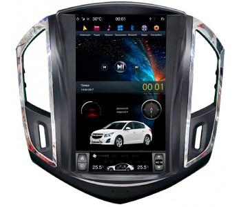 """Штатное головное устройство для Chevrolet Cruze 2012-2015 Экран 11,8"""""""