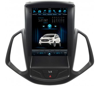 """Штатное головное устройство для Ford EcoSport 2014-2018 Экран 10,4"""""""
