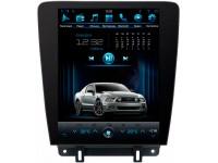 """Штатное головное устройство в стиле Tesla для Ford Mustang на OS Android 9.0.1 Экран 12,1"""""""