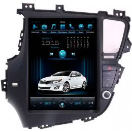 """Штатное головное устройство для Kia Optima, K5 2010-2013 Экран 12,9"""""""