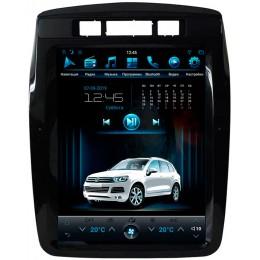 """Штатное головное устройство для VW Touareg Экран 10,4"""""""