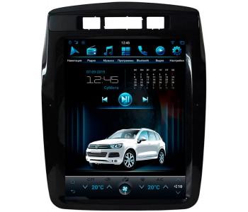 """Штатное головное устройство для VW Touareg 2010-2018 Экран 10,4"""""""