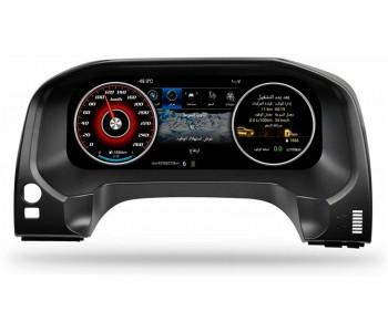 Электронная инструментальная панель приборов для Toyota Land Cruiser Prado 150