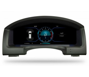 Электронная инструментальная панель приборов для Toyota Land Cruiser 200