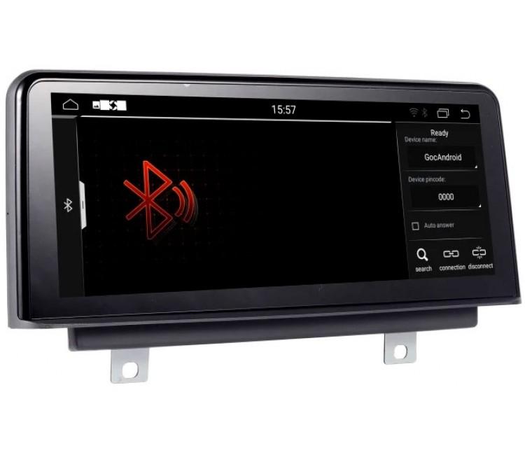 Штатная мультимедийная система для BMW 3-series F30, 4-series F32 на OS Android 9.0