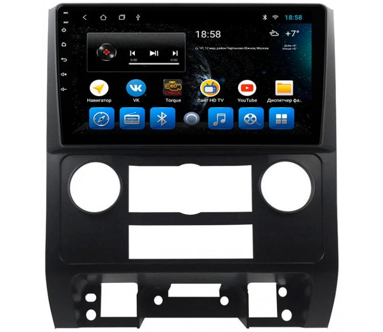 Штатное головное устройство на OS Android 8.0.1 для Ford Escape