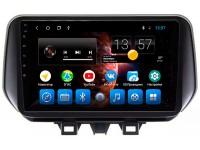 Штатная мультимедийная система на OS Android 8.0.1 для Hyundai SantaFe, IX45