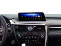 Штатная мультимедийная система для Lexus RX270, RX350, RX450h на OS Android 9.0.1