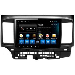 """Штатное головное устройство для Mitsubishi Lancer X 2007-2014 Экран 10,1"""""""