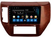 Штатная мультимедийная система для Nissan Patrol Y61 на OS Android 10.1