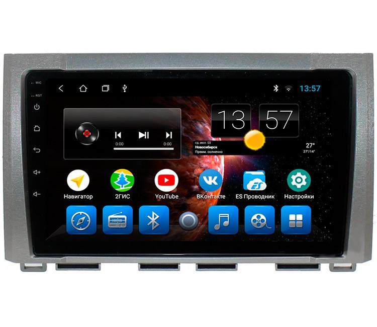 Штатное головное устройство Toyota Tundra на OS Android 8.0.1