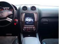 Штатная мультимедийная система в стиле Tesla для Mercedes-Benz ML-class W164, GL-class X164, Mankana