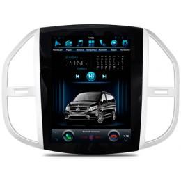 """Штатное головное устройство для Mercedes-Benz Vito W447 Экран 12,1"""""""