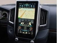 Штатное головное устройство для Toyota Land Cruiser 200 2016 на OS Android 9.0.1, Mankana