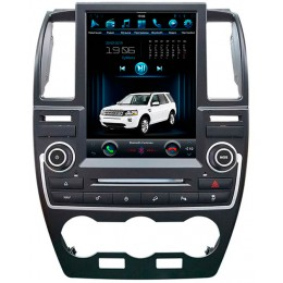 """Штатное головное устройство для Land Rover Freelander 2 Экран 10,4"""""""