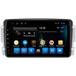 "Штатное головное устройство для Mercedes-Benz W203, W163, W463, W209 Экран 8"""