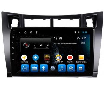 """Штатное головное устройство для Toyota Yaris 2005-2012 Экран 9"""""""