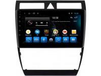 Штатная мультимедийная система на OS Android 10.1 для Audi A6