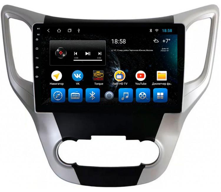 Штатная мультимедийная система на OS Android 10.1 для Changan CS35
