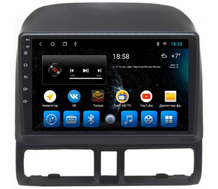 Штатная мультимедийная система на OS Android 8.0.1 для Honda CR-V II