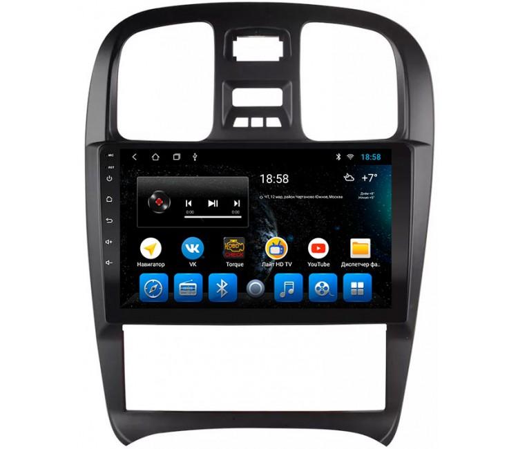 "Головное устройство Mankana BS-09236 для Hyundai Sonata IV EF 01-12г на OS Android, Экран 9"""
