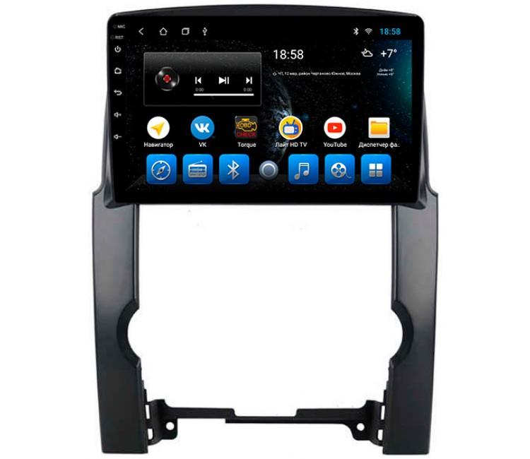 Штатная мультимедийная система на OS Android 8.0.1 для Kia Sorento II