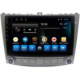 """Штатное головное устройство для Lexus IS Экран 10,1"""""""