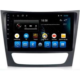 """Штатное головное устройство для Mercedes-Benz W211 Экран 9"""""""
