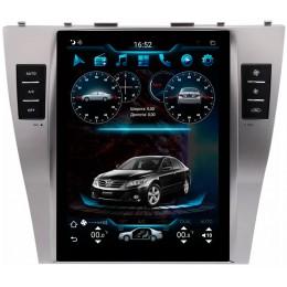 """Штатное головное устройство для Toyota Camry XV40 Экран 10,4"""""""