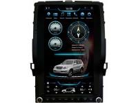 Штатная мультимедийная система в стиле Тесла для Lexus GX 470 на OS Android 9.0.1