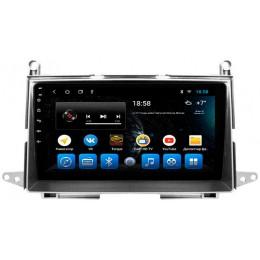 """Штатное головное устройство для Toyota Venza 2008-2017 Экран 9"""""""