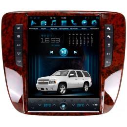 """Штатное головное устройство для Chevrolet Tahoe 2006-2014 Экран 12"""""""