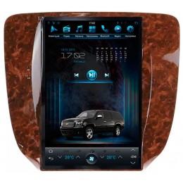 """Штатное головное устройство для Chevrolet Tahoe 2006-2014 Экран 12,1"""""""